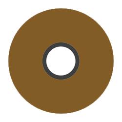 Magna-Glide M Bobbin - Medium Brown