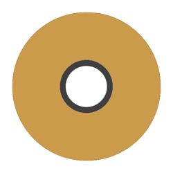 Magna-Glide M Bobbin - Military Gold