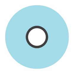 Magna-Glide M Bobbin - Light Turquoise