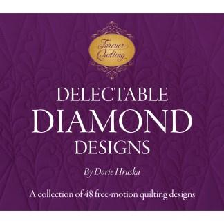 Delectable Diamond Designs by Dorie Hruska