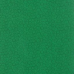 "Ho! Ho! Ho! - Green 108"" wide quilt backing fabric"