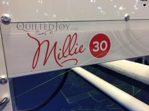 APQS Millie30 Longarm Quilting Machine