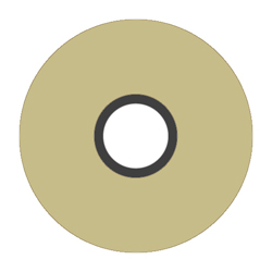 Magna-Glide M Bobbin - Khaki