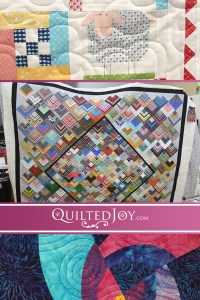 Longarm Quilting Machine Renters at Quilted Joy