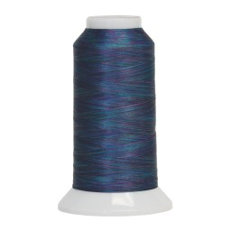 Fantastico Variegated Quilting Thread #5021 Batik Blue