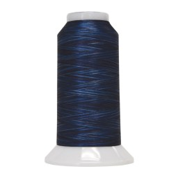 Fantastico Variegated Quilting Thread #5122 Deep Ocean