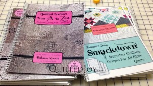 Bethanne Nemesh quilting books