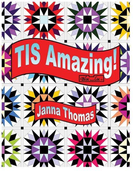 Tis Amazing! by Janna Thomas