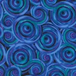 "Multi Night 108"" by Timeless Treasures. CX6098-MLT Available at Quilted Joy.com."