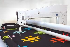 2019 APQS Lucey Longarm Machine