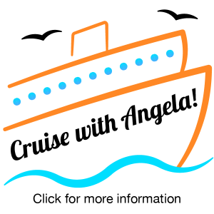 """Cruise with Angela! Click for more information"""