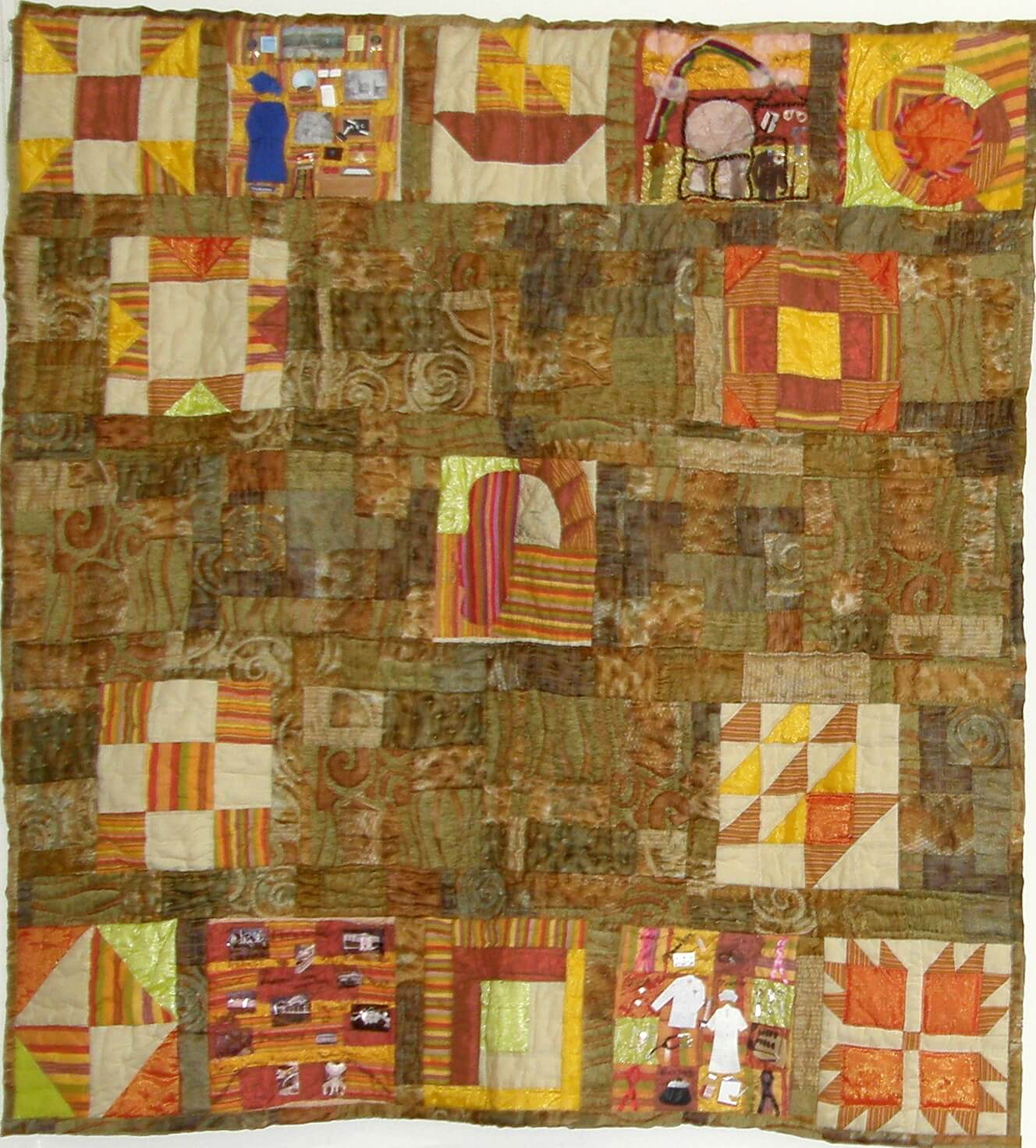 Quilting Bees In Colonial Times