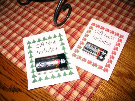 Christmas Joke Gifts