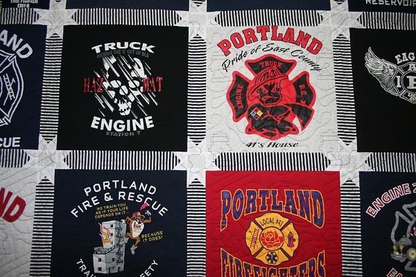 T Shirt Quilt Ideas