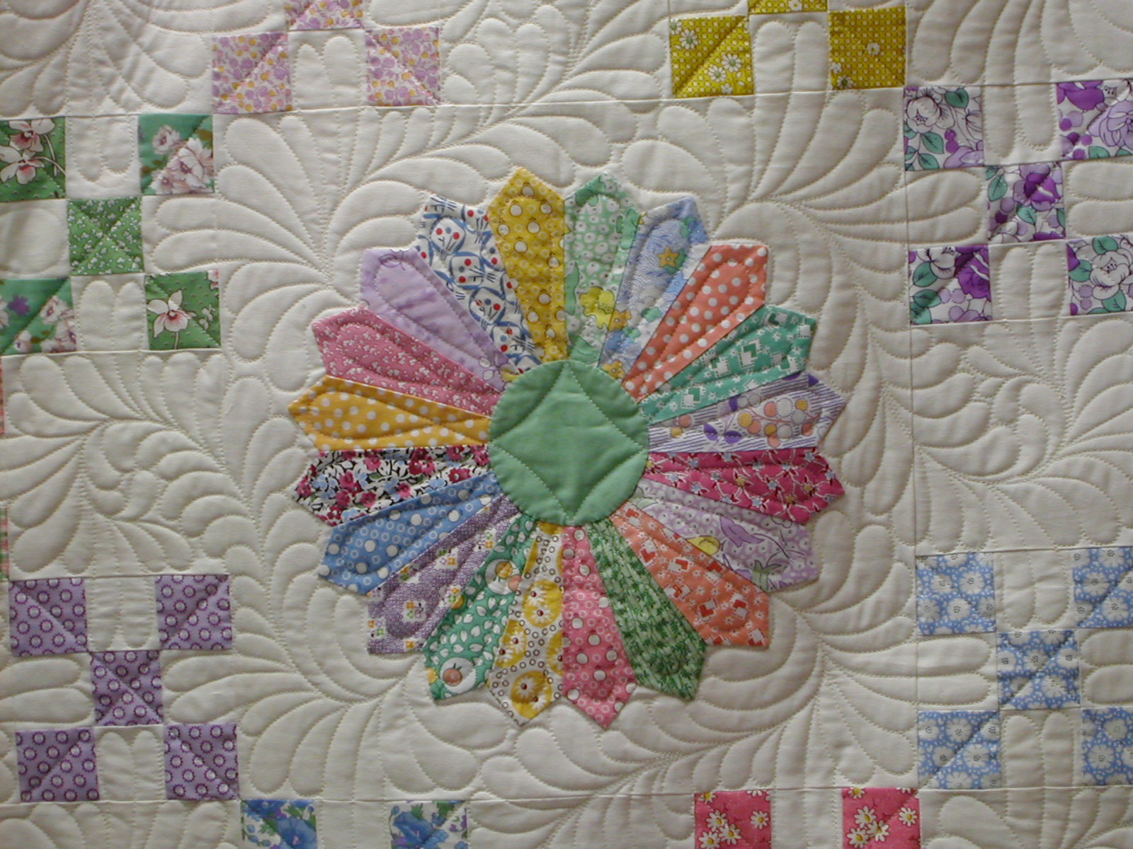 Machine Quilting Designs