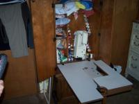 Singer Model 380 Space Saver Sewing Station with Sewing ...