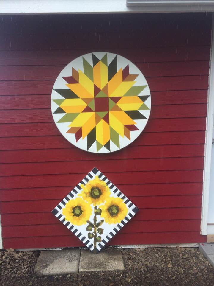 Questions About Paint On A Barn Quilt