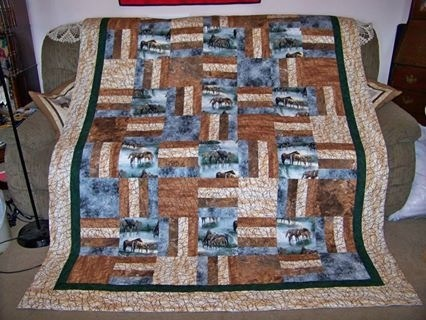 some 5 yard quilts
