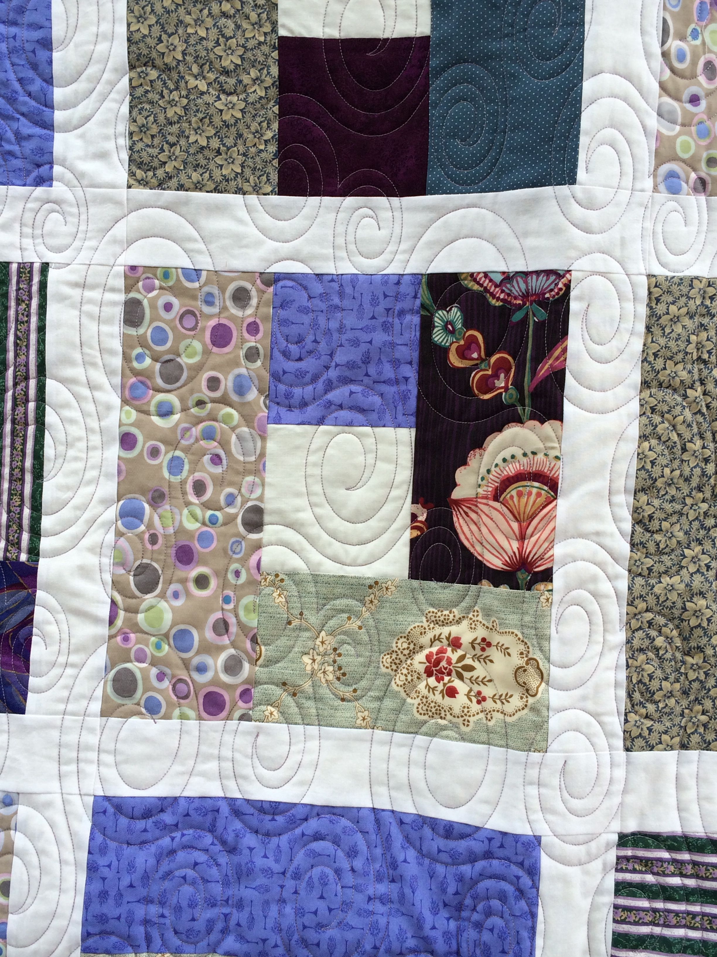 Five Easy Pieces Charity Quilt Pattern By Jeanne S Page 5