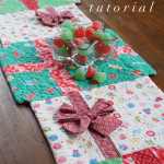 Holiday Table Runner Tutorial Quilting In The Rain