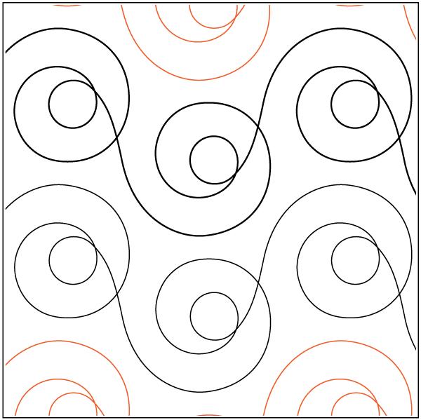 Mod Dots Paper Pantograph 5