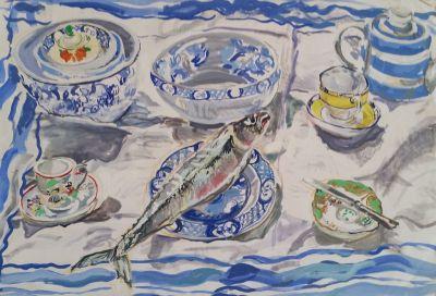 Fish for tea?