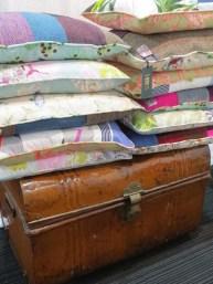 100% British made cushions
