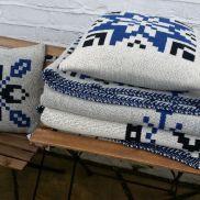 BIG Fair Isle Knit motif