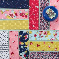 Free Easy Baby Quilt Tutorial - Quilty Love