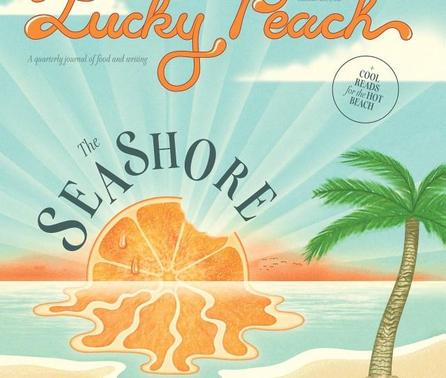 Lucky Peach  The Seashore