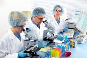 investigación cientifica laboratorio