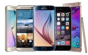 teléfonos móviles celulares