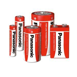 Baterías de zinc-carbono