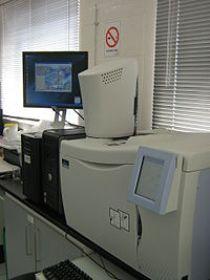 Equipo para cromatografía de gases