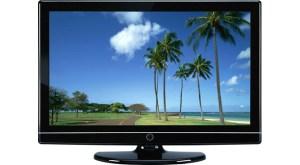 televisor pantalla plana