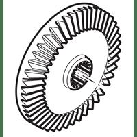 Pièce détachée de rechange pour tronçonneuses Makita