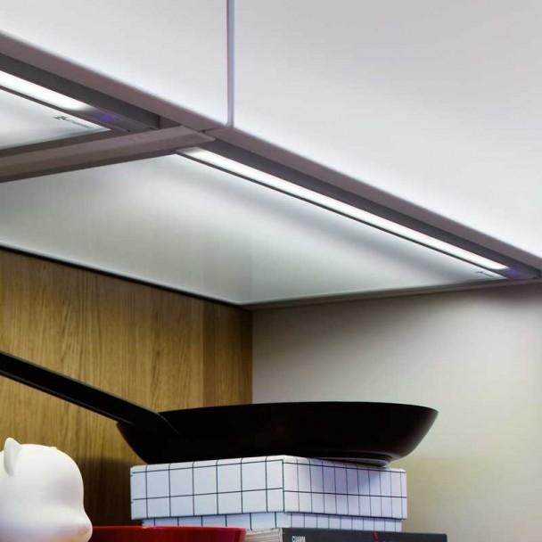 retro eclairage led plat de verrouillage pour les meubles 12v 4000k