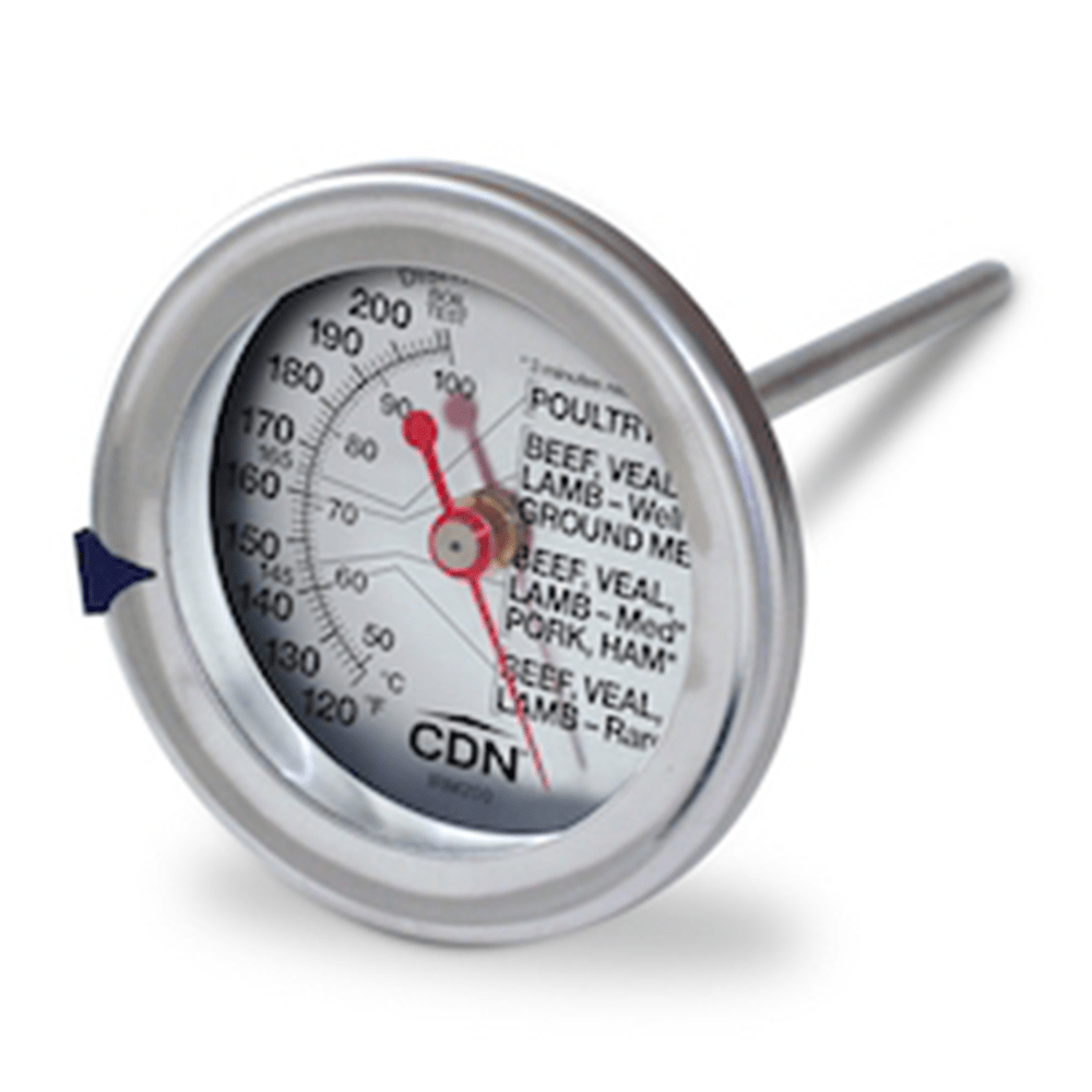 thermometre a viande allant au four irm200