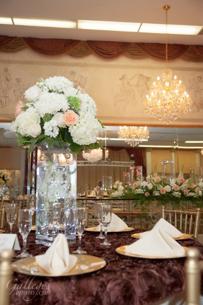 Rose Gold Banquet Hall Quinceanera Directory