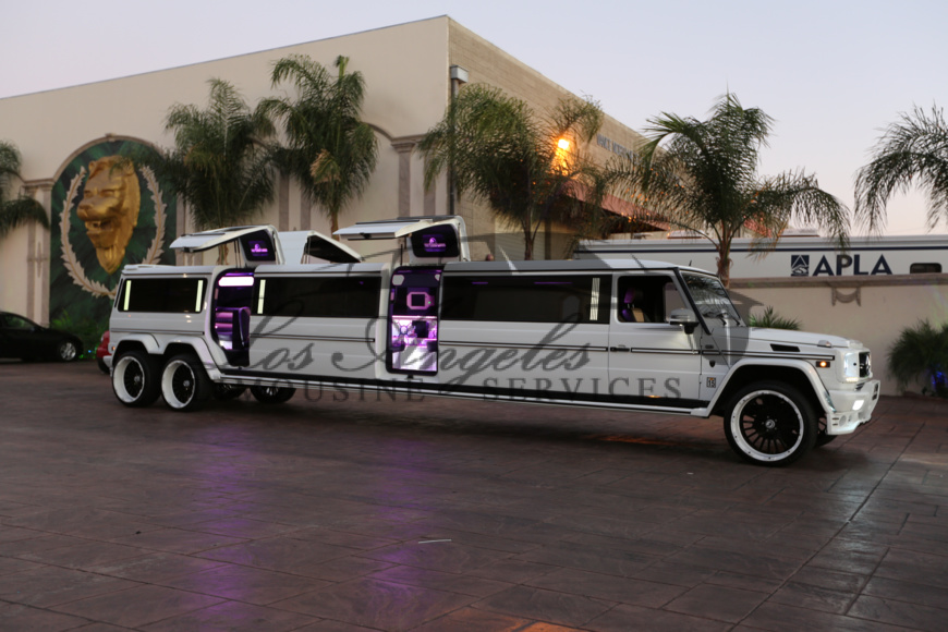 Los Angeles Limousine Services Quinceanera Directory