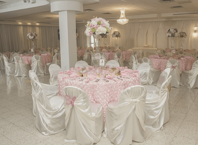 Blue Banquet Hall Quinceanera Directory