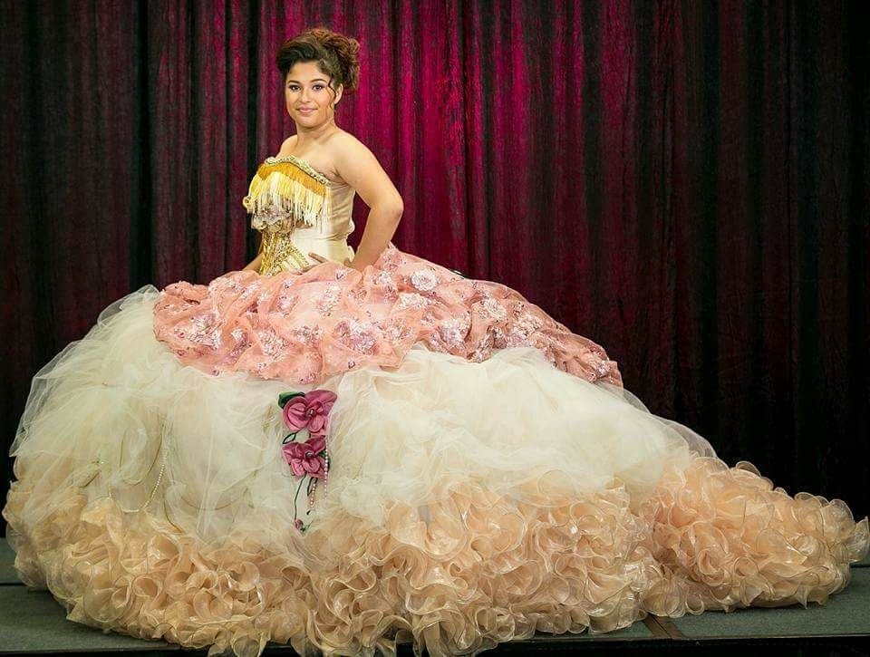 April Black Diamond - Quinceanera Directory