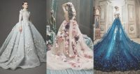 15 Stunning Examples of Quinceanera Dresses With Trains