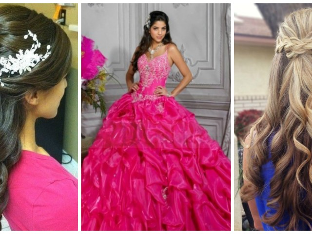 the perfect quince hairstyle for your dress! - quinceanera