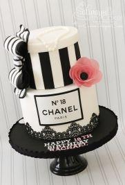 Coco Chanel Quinceanera Theme
