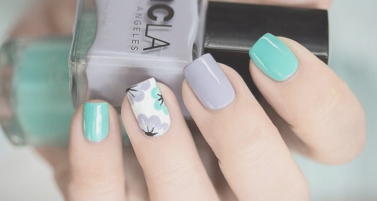 Spring Quinceanera Nail Trends 2017
