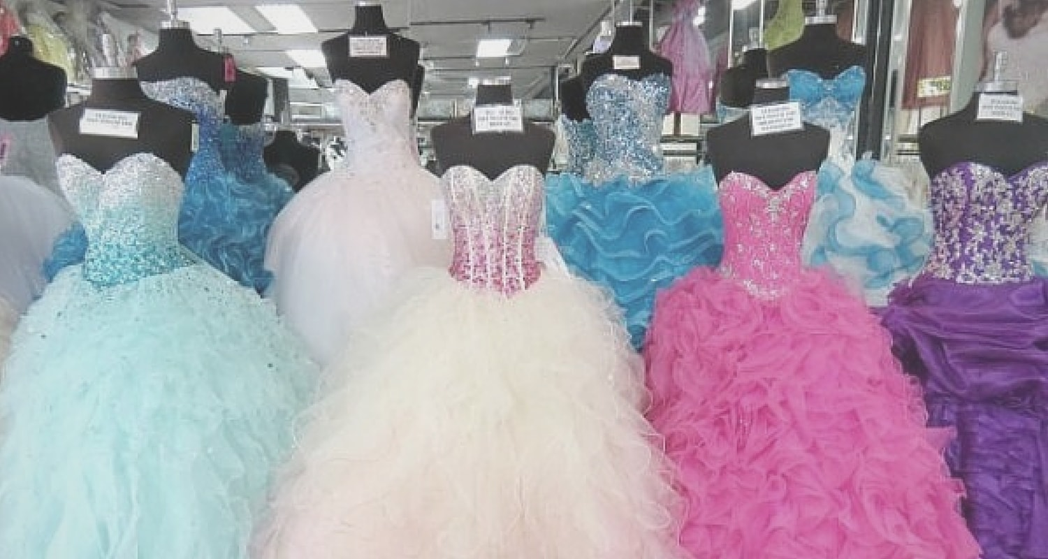 Cheap Quinceanera Dresses in Los Angeles  Quinceanera