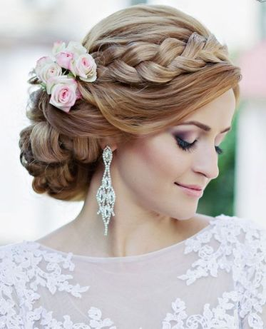 Awesome 15 Most Beautiful Braided Quinceanera Hairstyles You Will Love Short Hairstyles Gunalazisus
