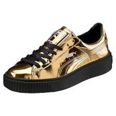Puma Platform Shoes, $110; Click here to purchase