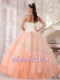 Peach Color Quinceanera Dresses | Car Interior Design